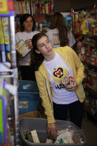 Hand Up Youth Food Pantry