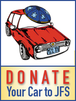 Donate Your Car to JFS